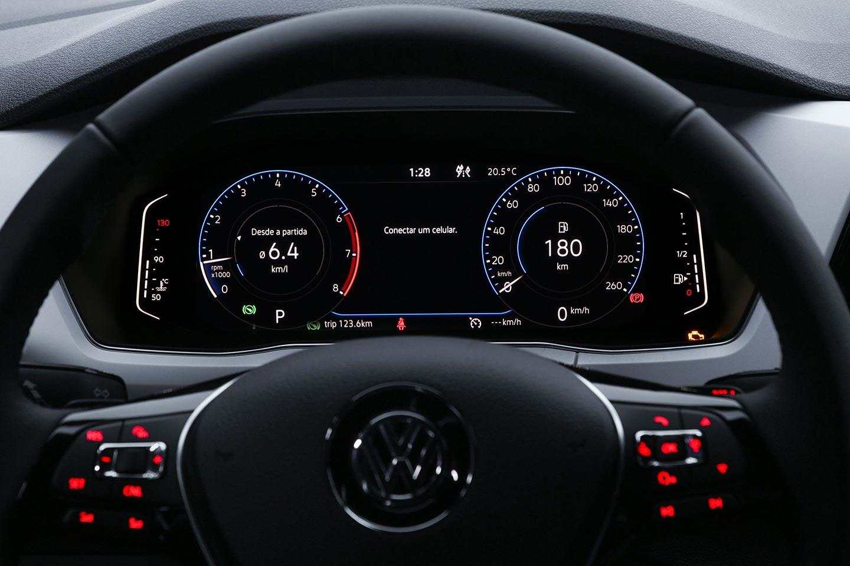 Tablero digital Volkswagen T-Cross 2021