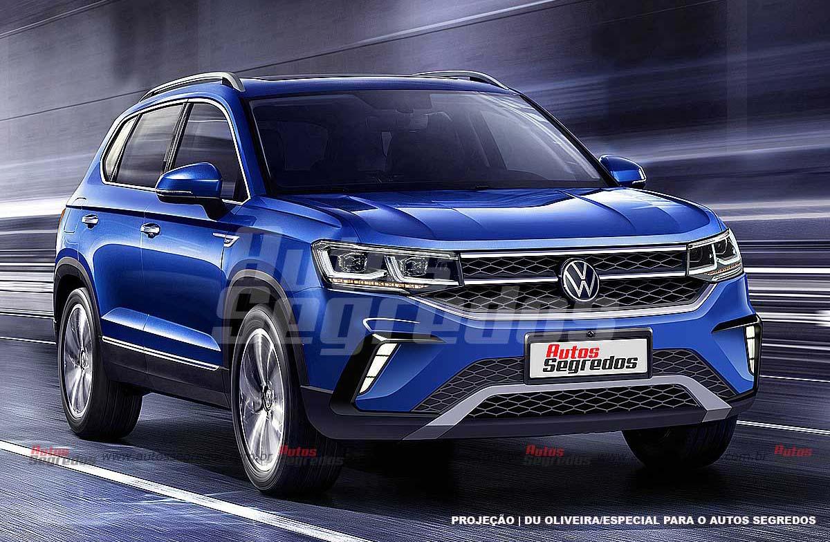 Se viene el primer SUV argentino de Volkswagen