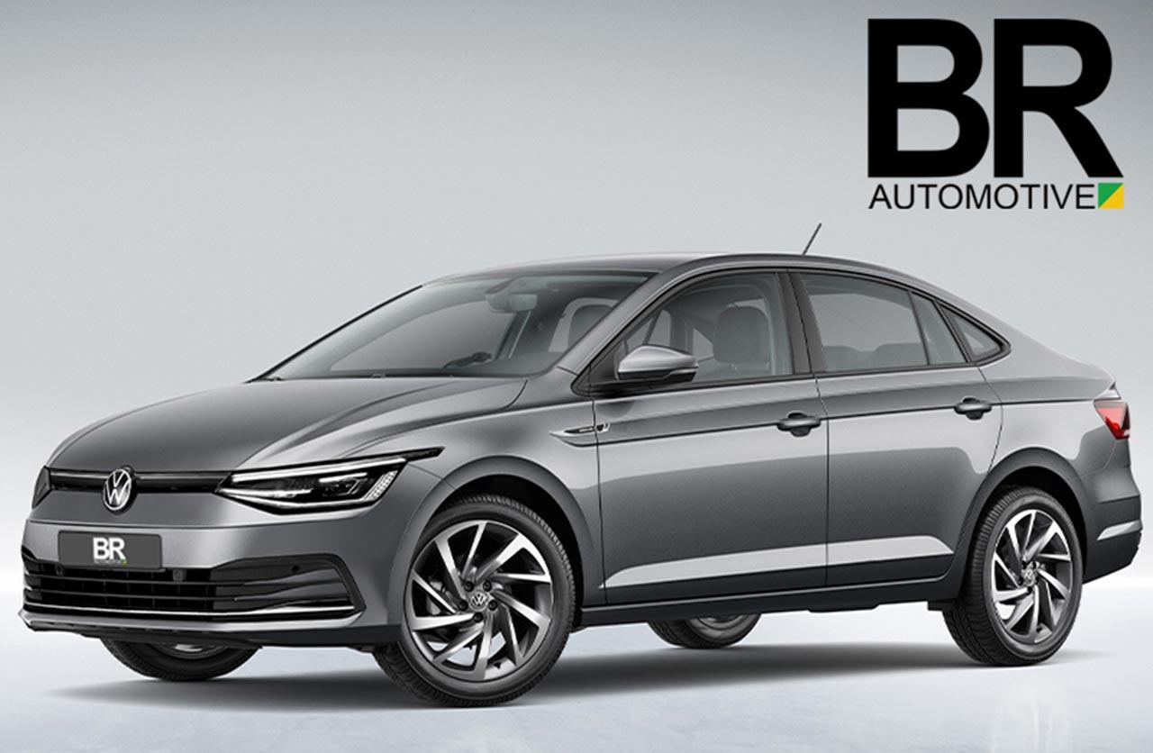 Volkswagen Virtus 2022 restyling