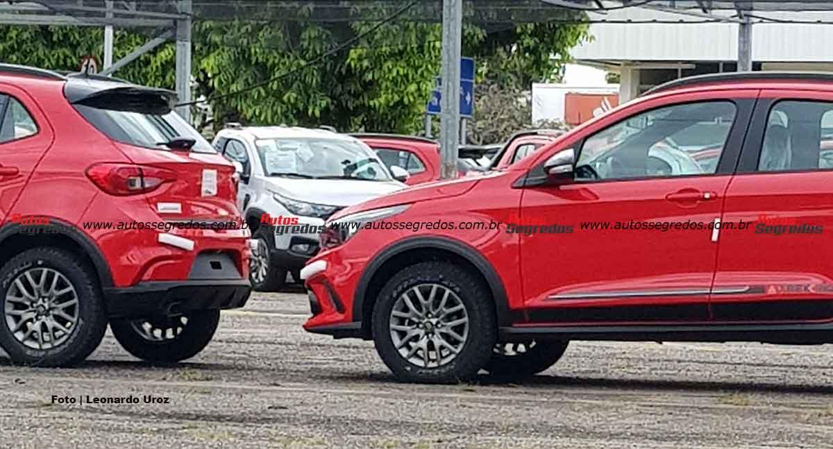 Nuevo Fiat Argo 2021