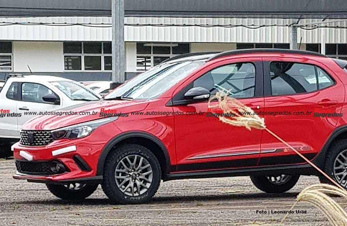 Argo, con la nueva identidad de Fiat