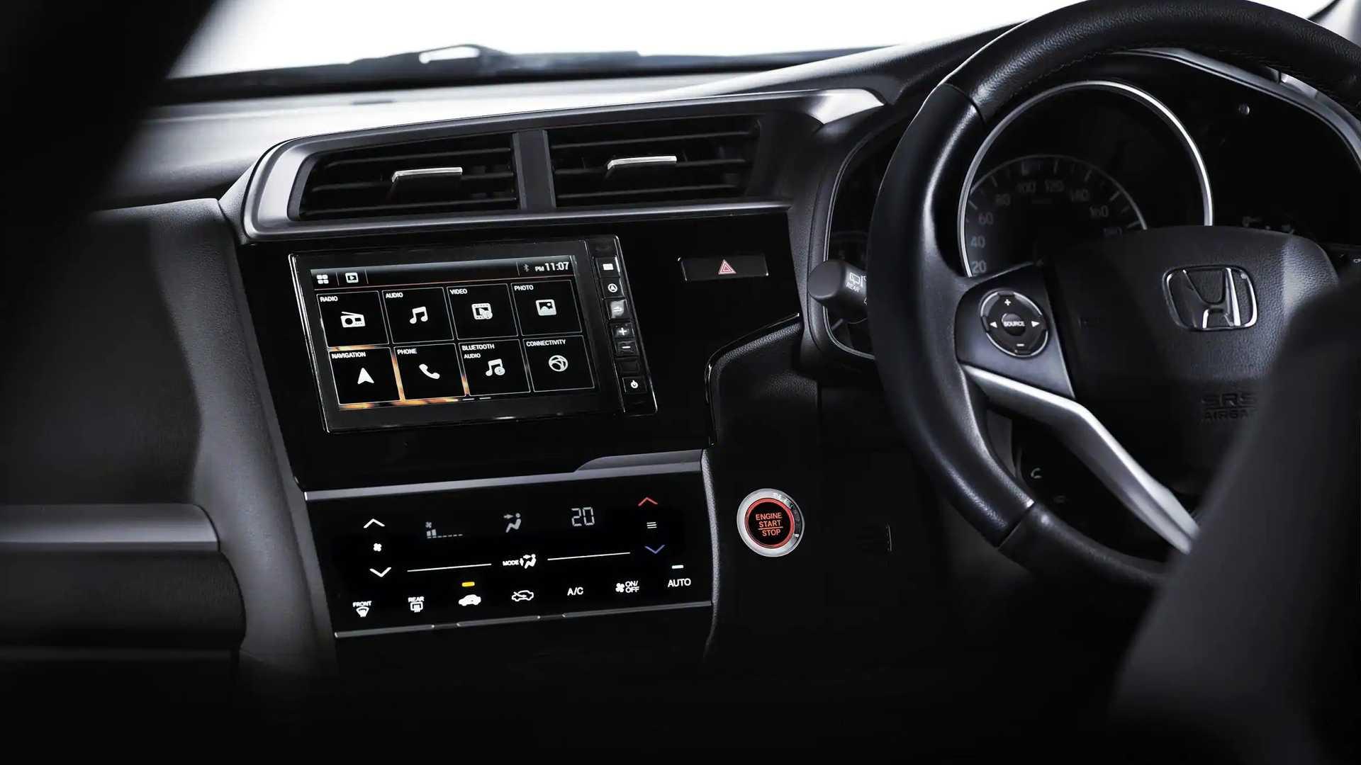 Interior Nuevo Honda WR-V
