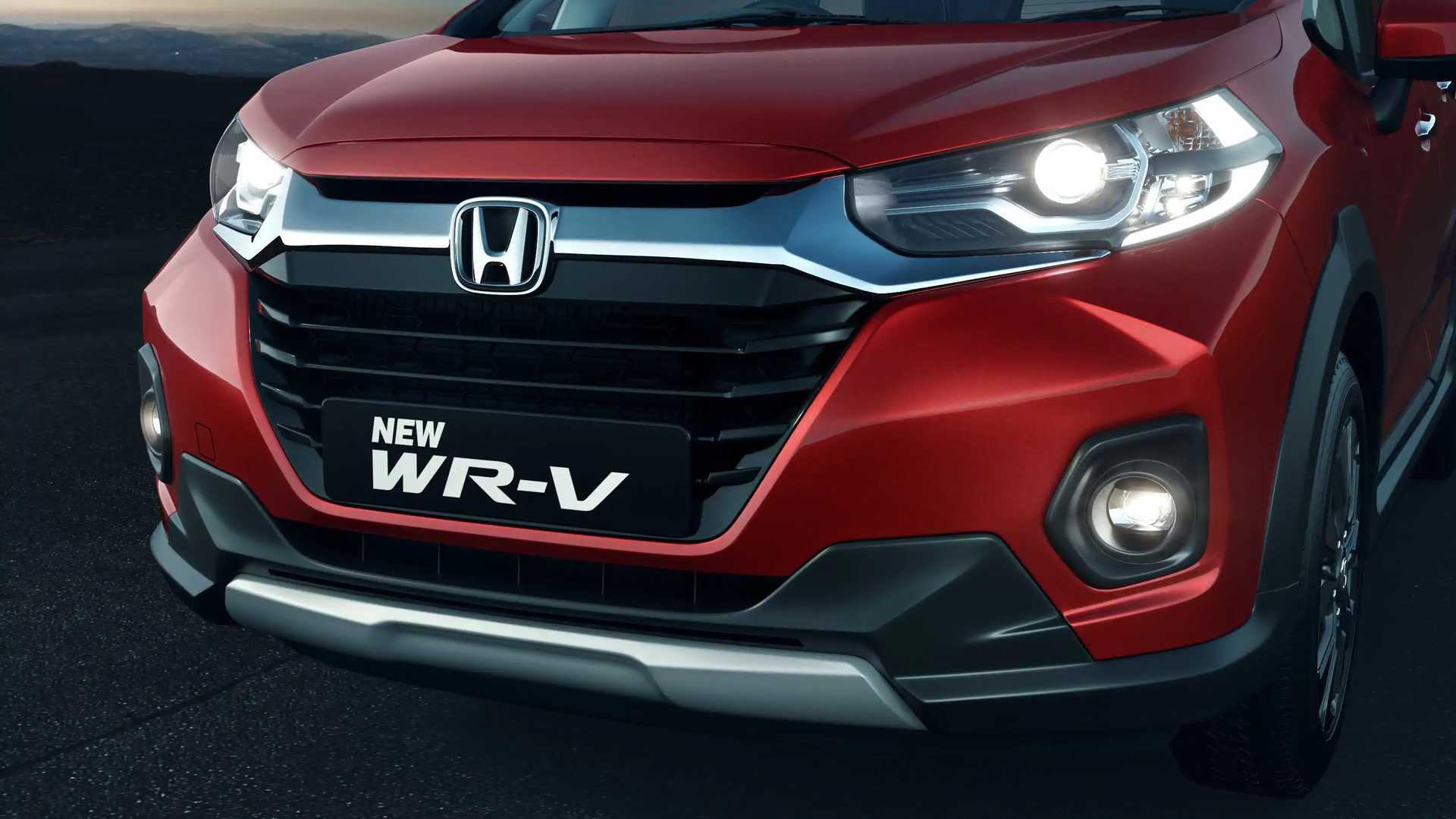 Nuevo Honda WR-V