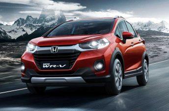 Honda renovará el WR-V regional