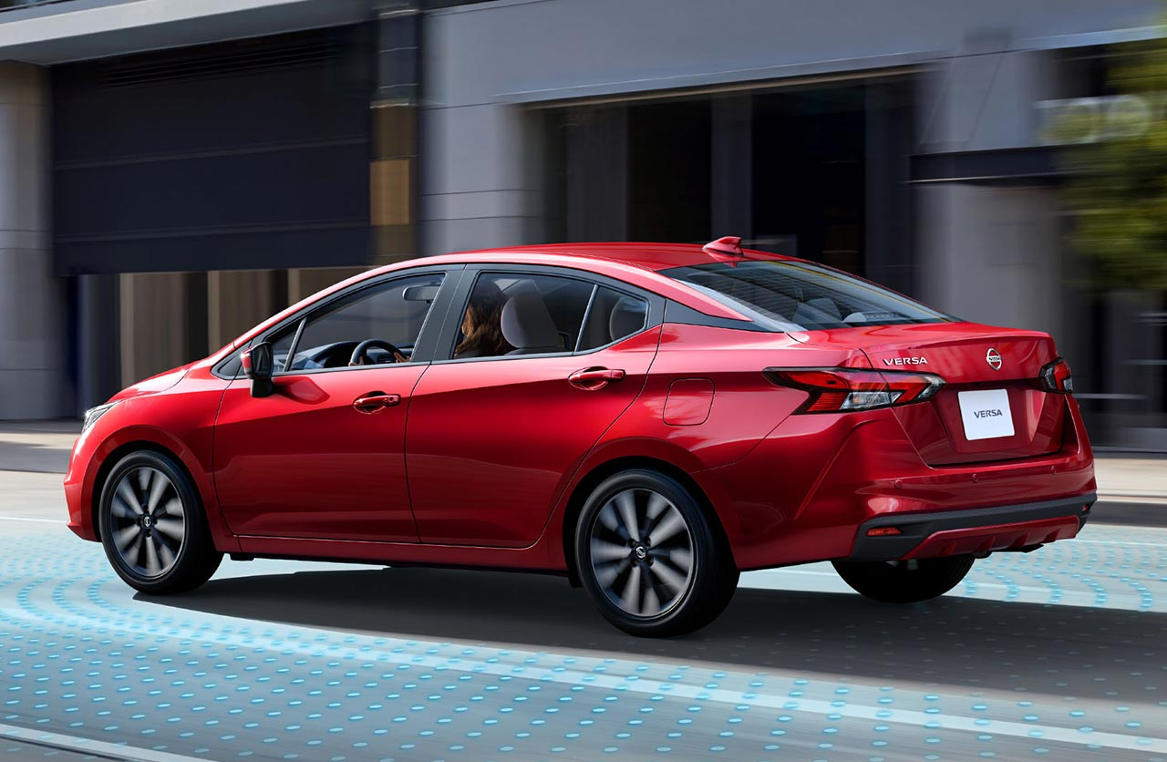 Nuevo Nissan Versa