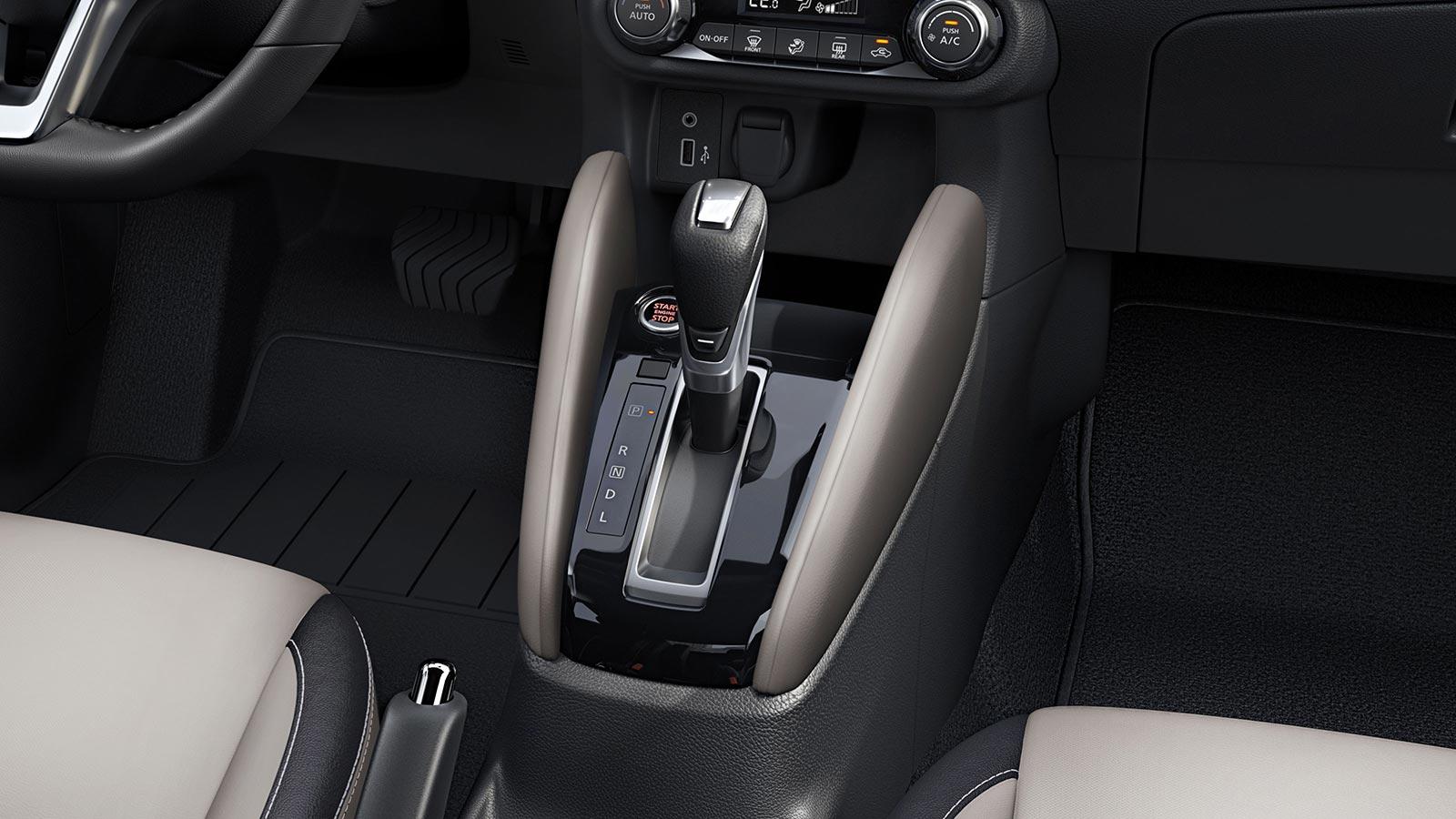 Caja automática CVT Nuevo Nissan Versa