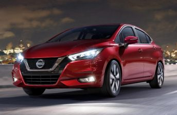 Así es la gama del nuevo Nissan Versa