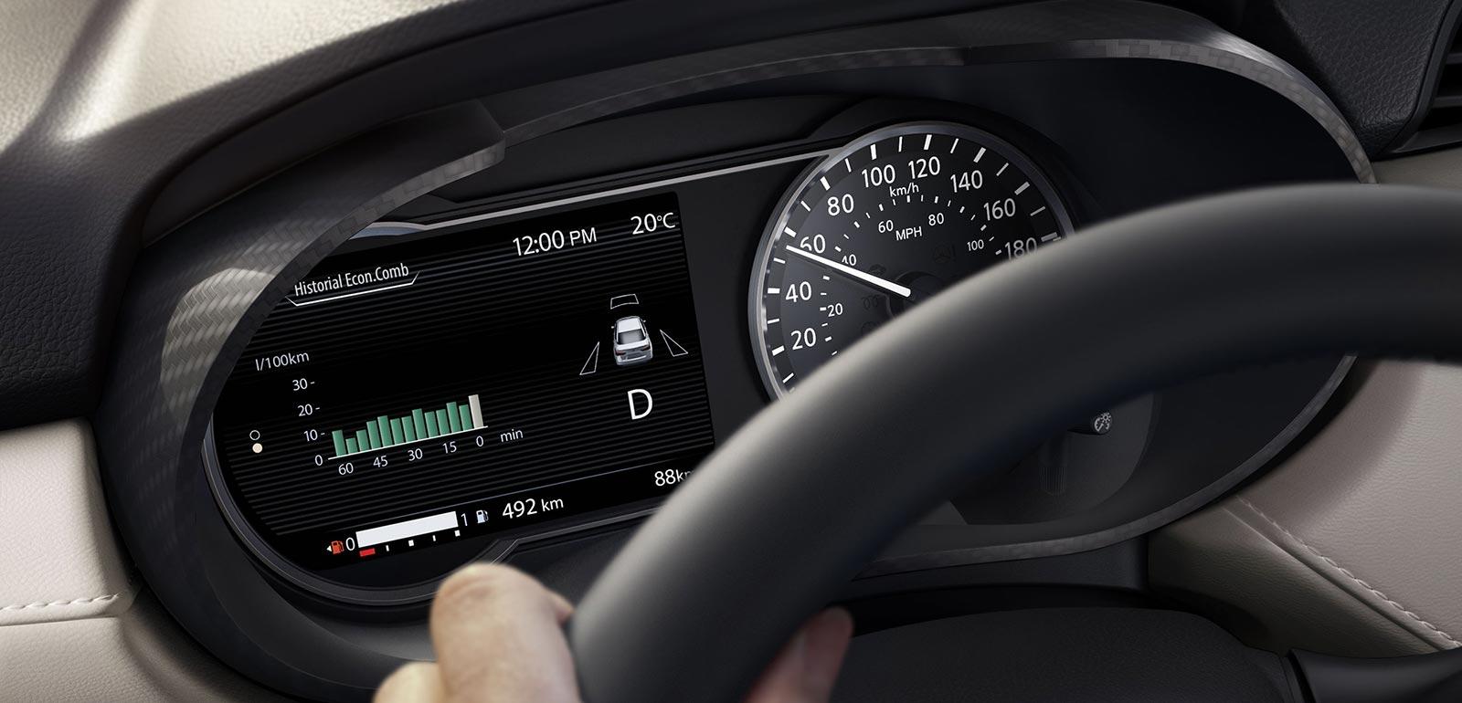 Tablero Nuevo Nissan Versa