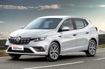 Próximo Renault Sandero: nuevo adelanto