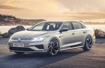 Se viene un nuevo Volkswagen Passat
