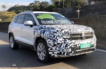 """El SUV argentino de Volkswagen muestra una nueva """"cara"""""""