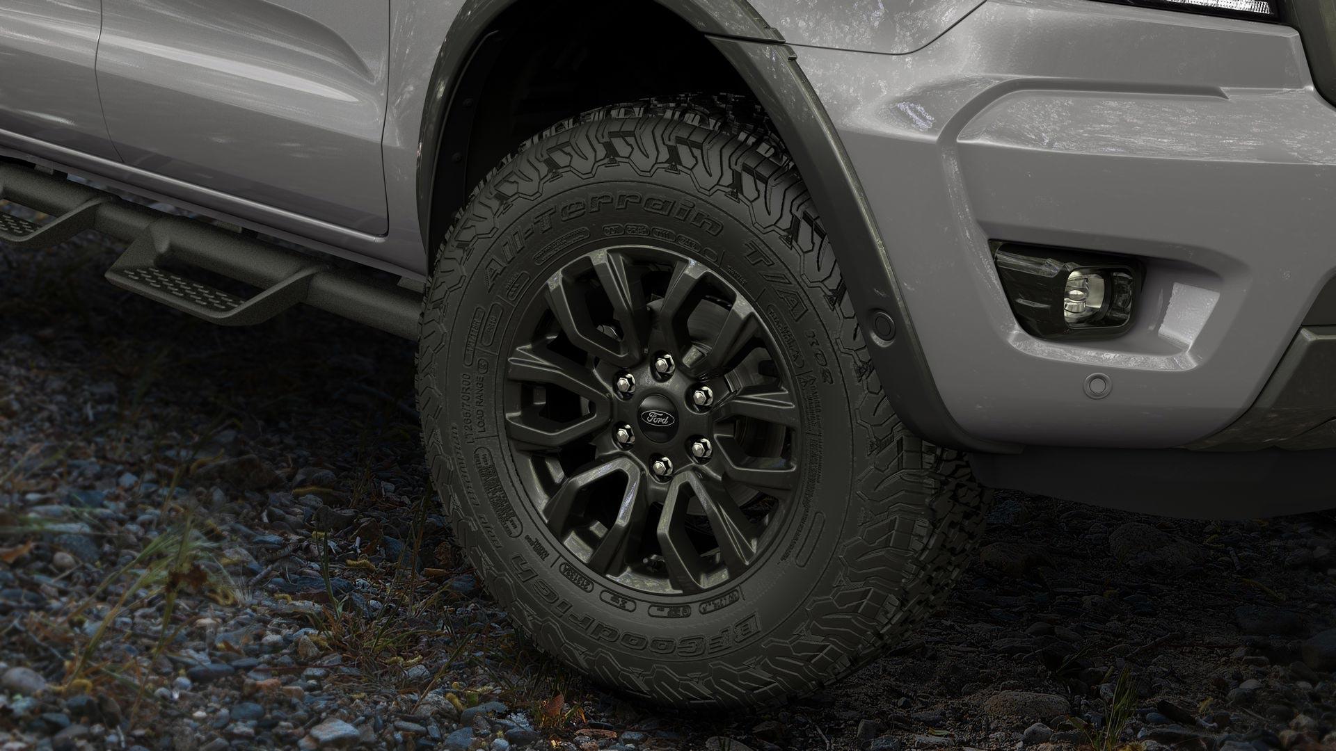 Llantas neumáticos Ford Ranger FX4 Max