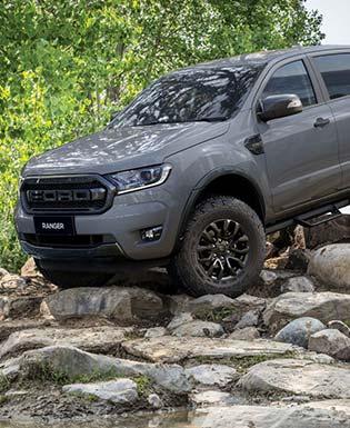 Baby Raptor: así es la Ford Ranger FX4 Max