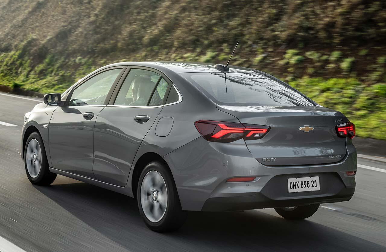 Chevrolet Onix 2021