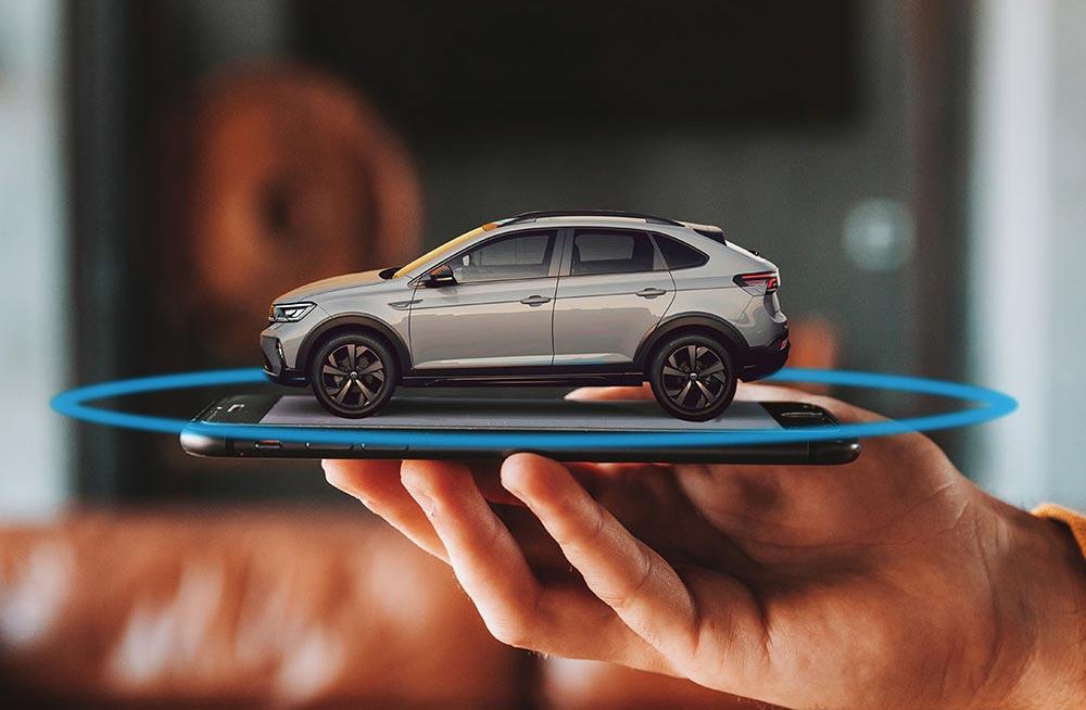 App Volkswagen Experience Nivus