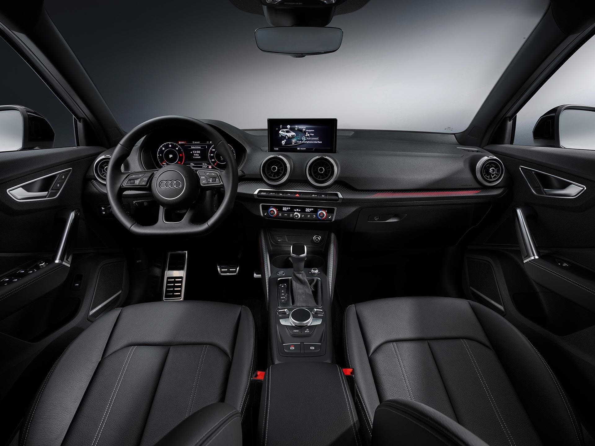 Interior Nuevo Audi Q2 2021