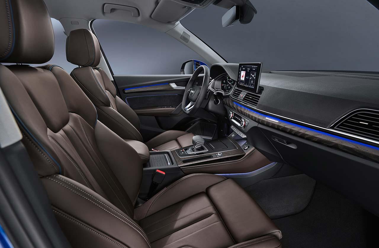 Interior nuevo Audi Q5 Sportback