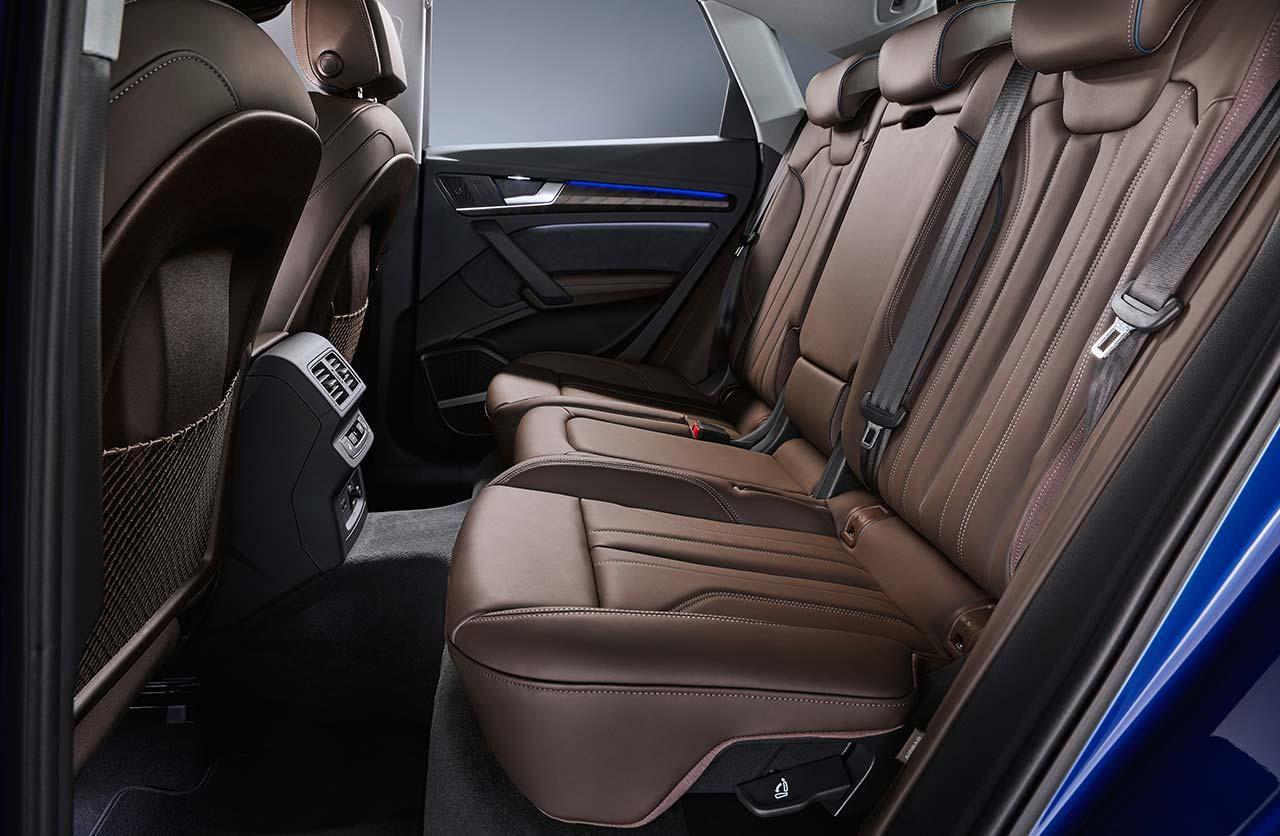 Interior Audi Q5 Sportback 2021