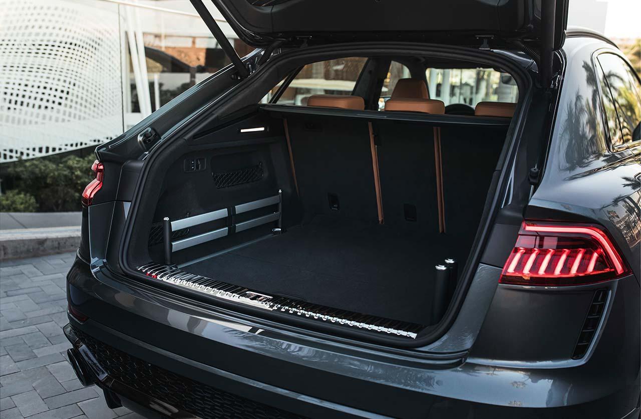 Baúl Audi RS Q8
