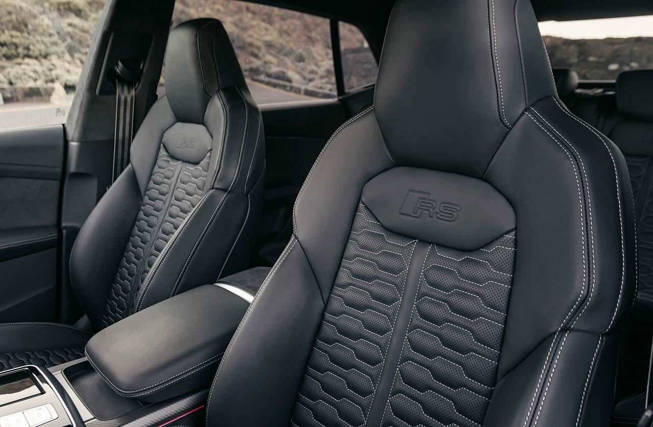 Butacas Audi RS Q8