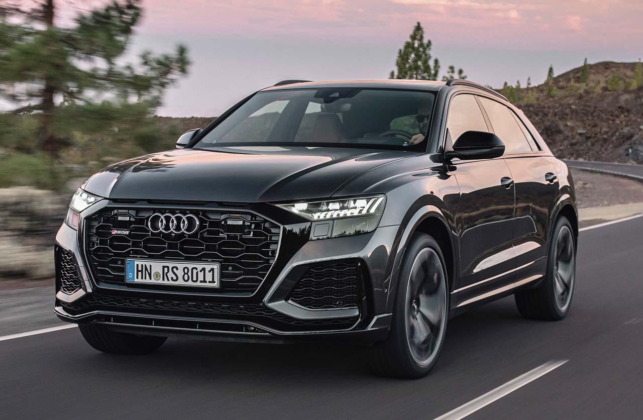 Audi ya ofrece el RS Q8 con una preventa