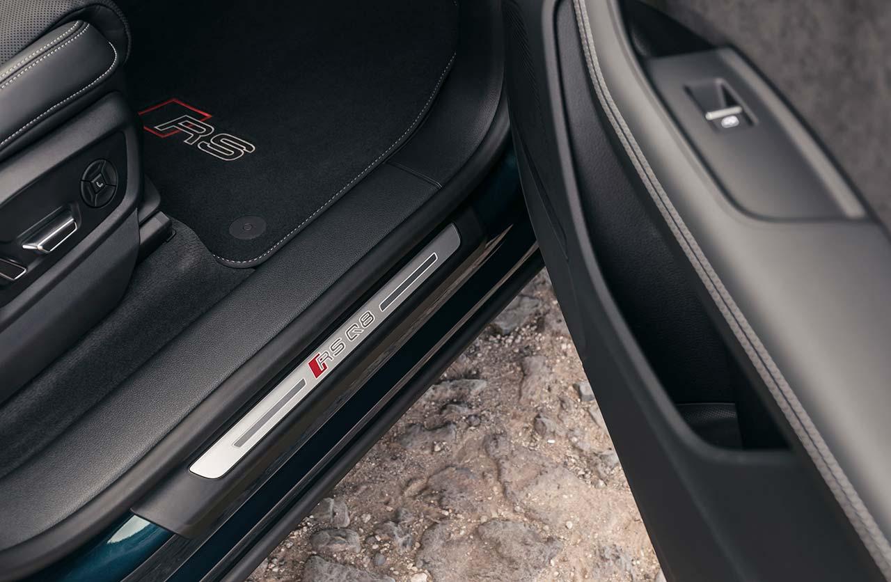 Zócalos Audi RS Q8