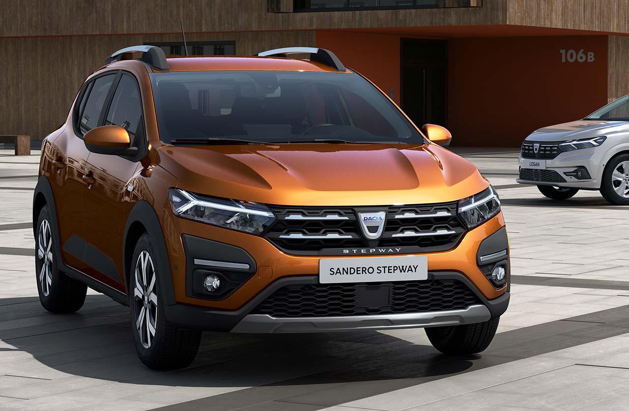 Nuevo Dacia Sandero Stepway 2021