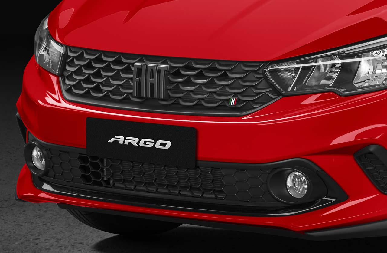 Nuevo Fiat Argo