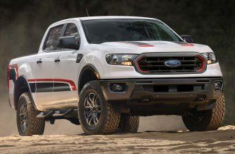 Tremor, la nueva Ford Ranger para el off road
