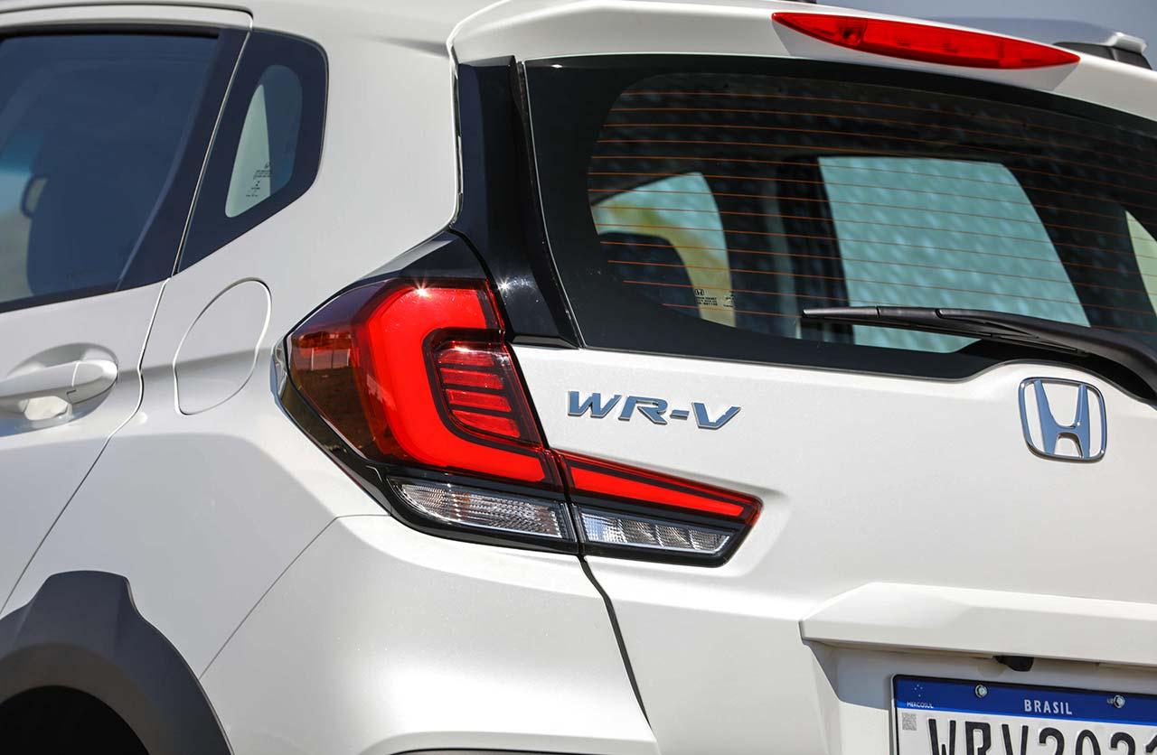 Nueva Honda WR-V 2021