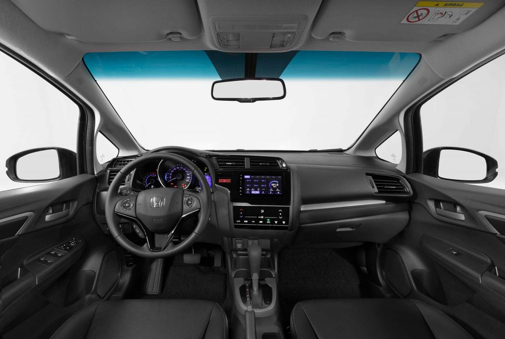 Honda-WR-V-2021-interior - Mega Autos