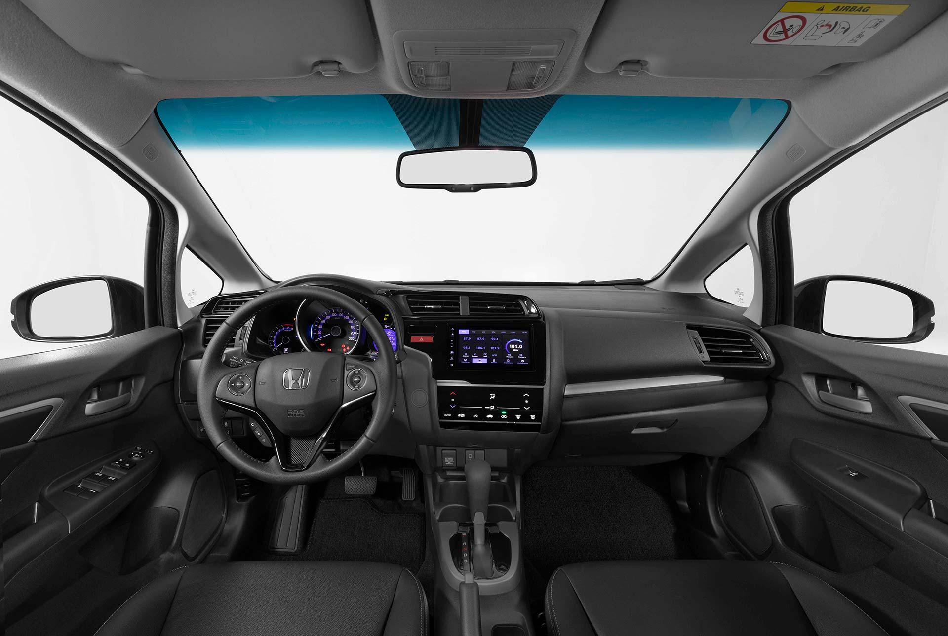 Interior Nueva Honda WR-V 2021