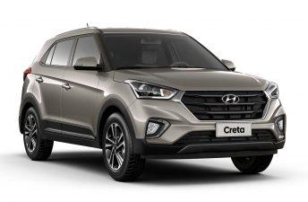 Hyundai lanzó una nueva Creta en Argentina