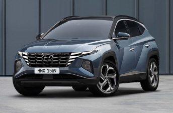 Así es la nueva Hyundai Tucson: arribará el año próximo
