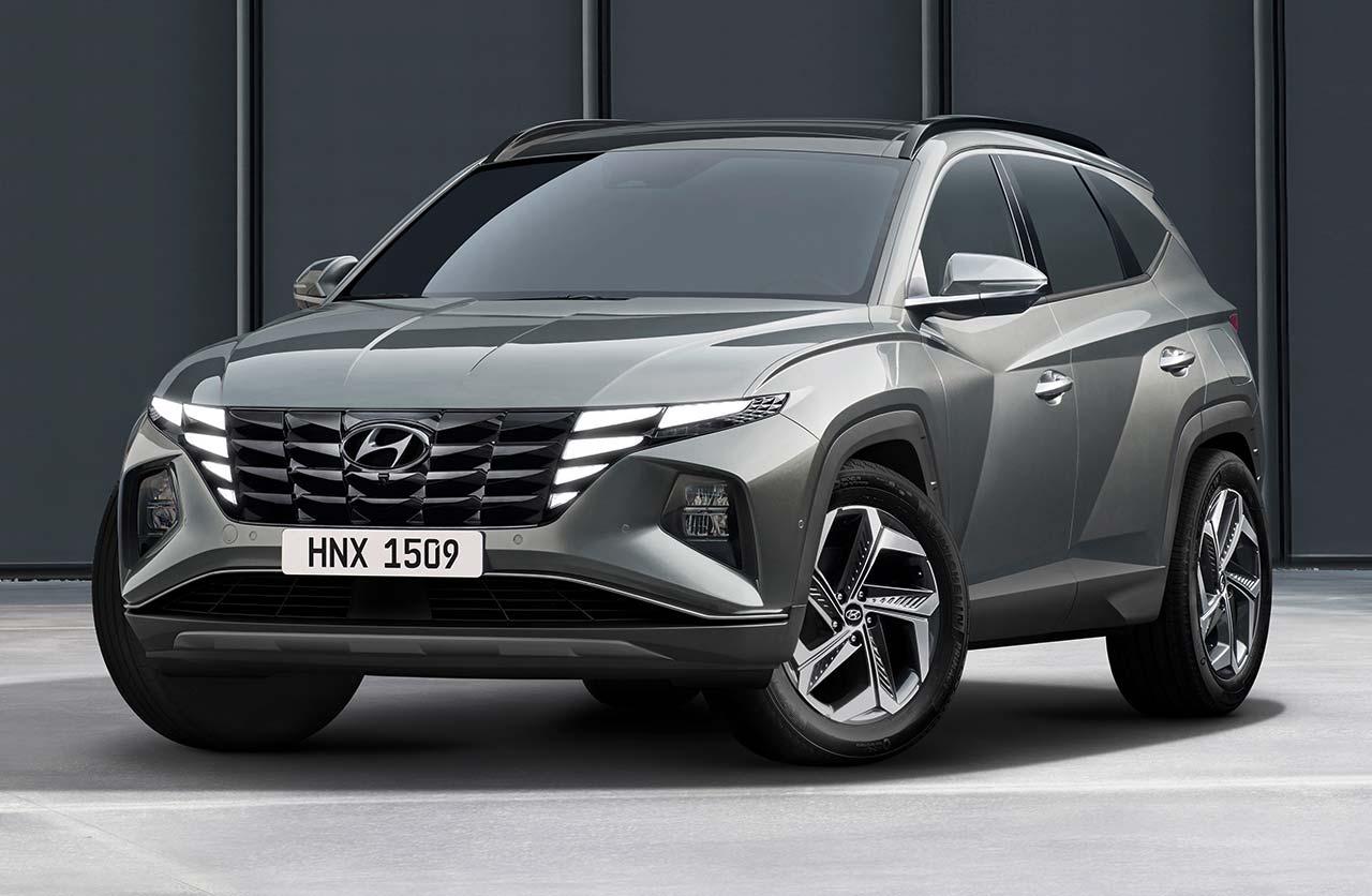 Nueva Hyundai Tucson 2021 (carrocería extendida)