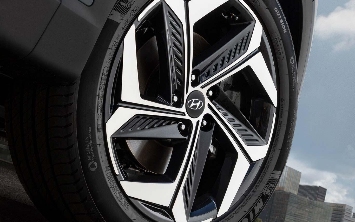 Llantas Nueva Hyundai Tucson 2021