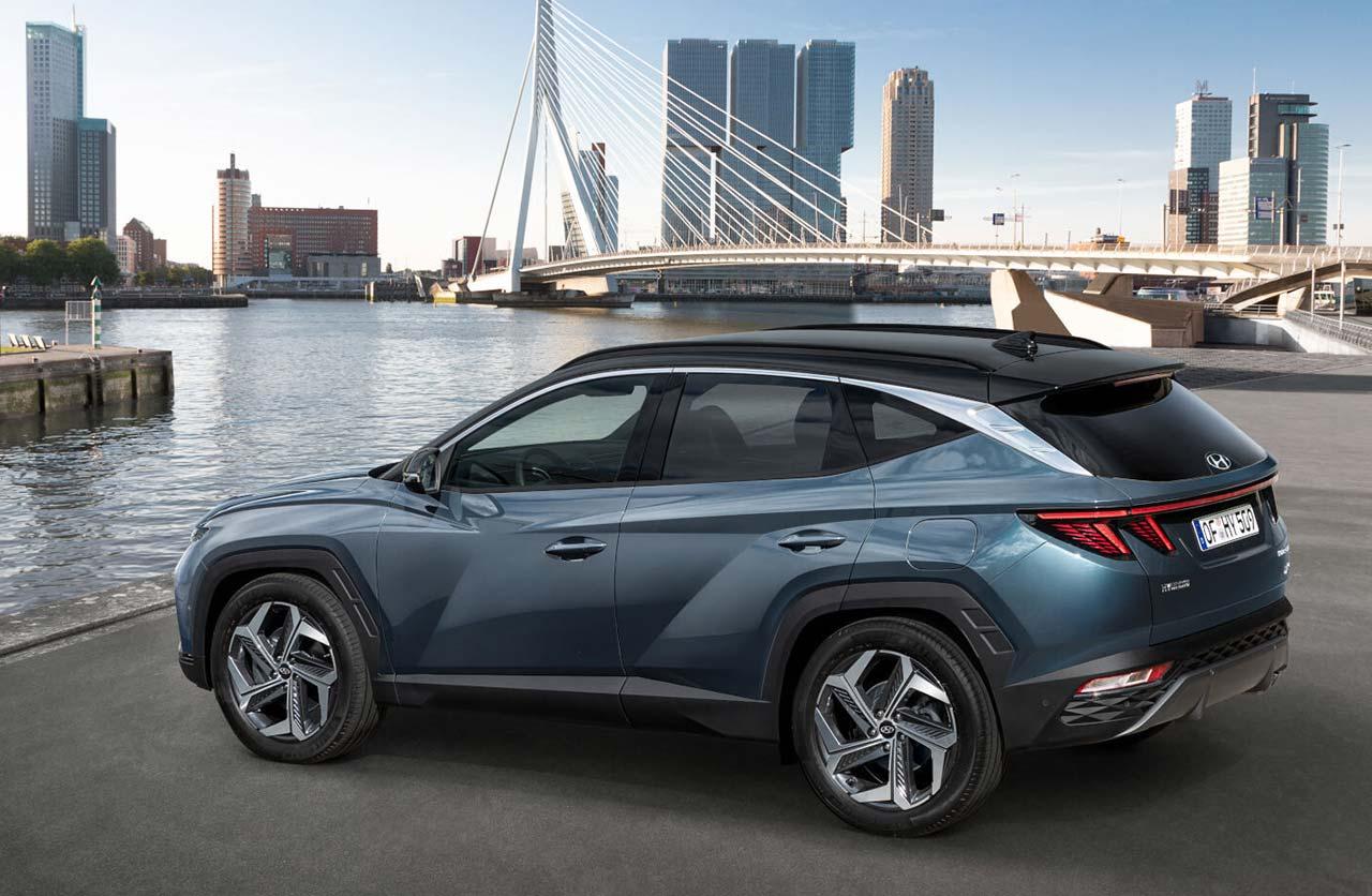 Nueva Hyundai Tucson 2021