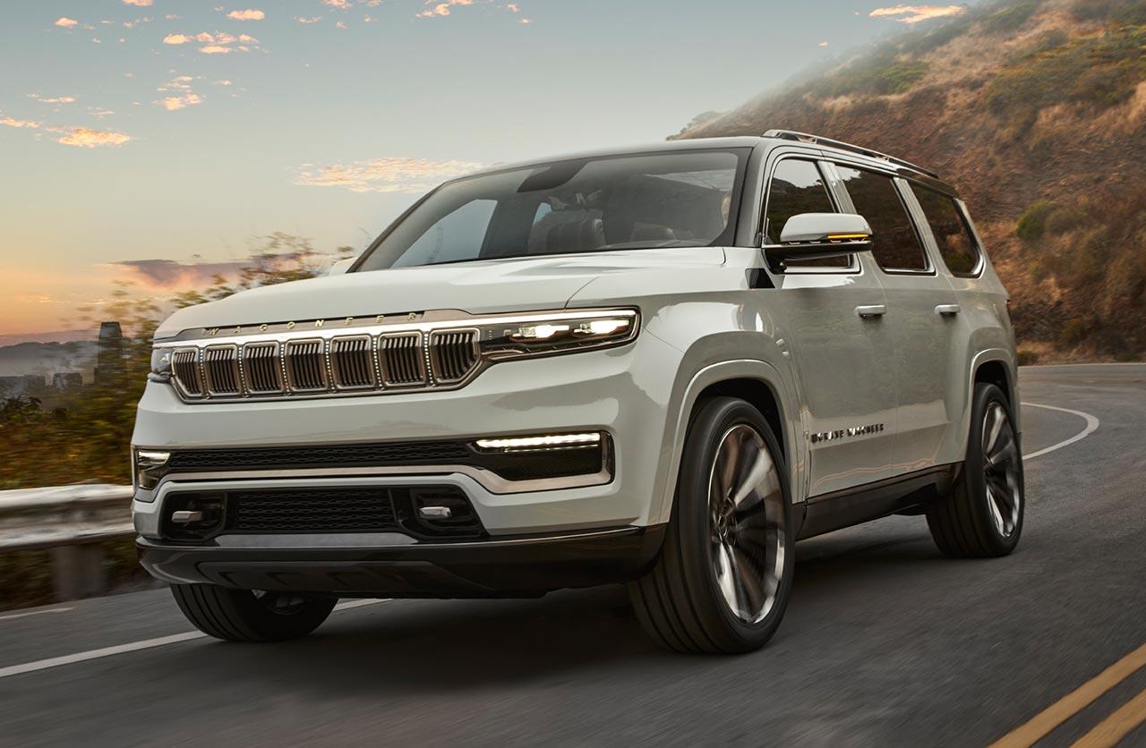 El regreso del Jeep Grand Wagoneer