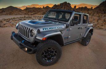 Todoterreno ecológico: así es el Jeep Wrangler 4xe (híbrido enchufable)