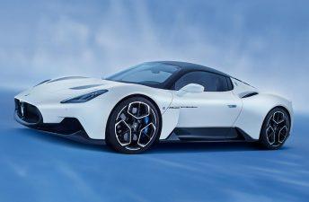 MC20, el nuevo superdeportivo de Maserati