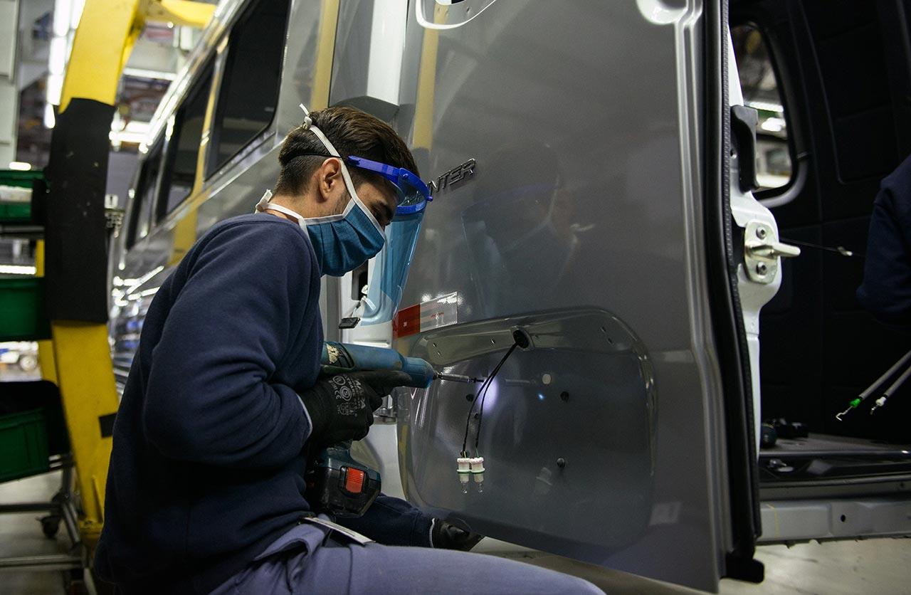 Mercedes-Benz fábrica Argentina