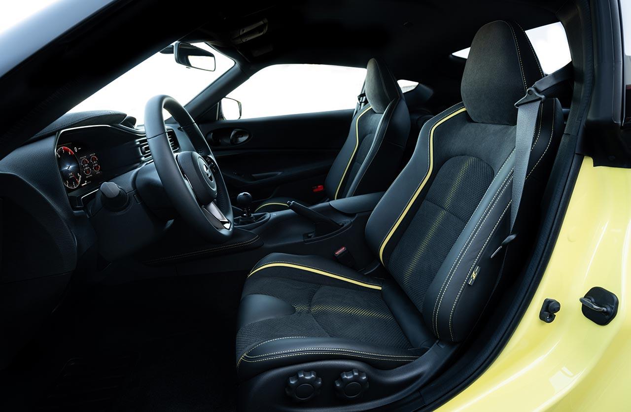 Interior Nissan Z Proto