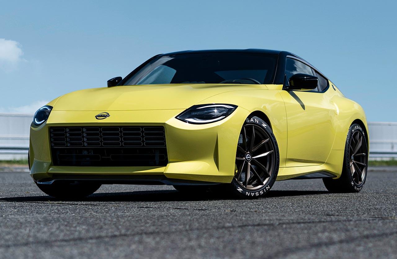 Con el Z Proto, Nissan anticipa su nuevo deportivo