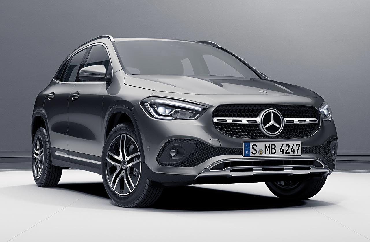Nueva Mercedes-Benz GLA