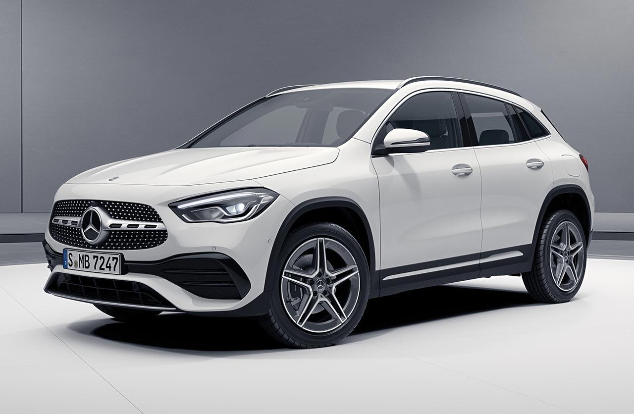 Nueva Mercedes-Benz GLA 2021