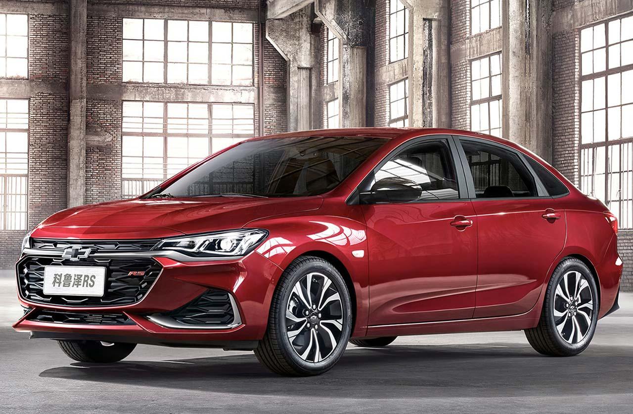 ¿El nuevo Chevrolet Monza se acerca a Latinoamérica?