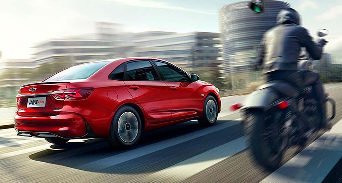 Nuevo Chevrolet Monza