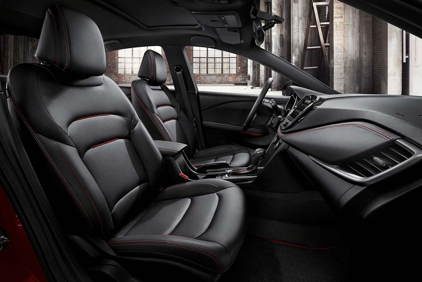 Interior Nuevo Chevrolet Monza