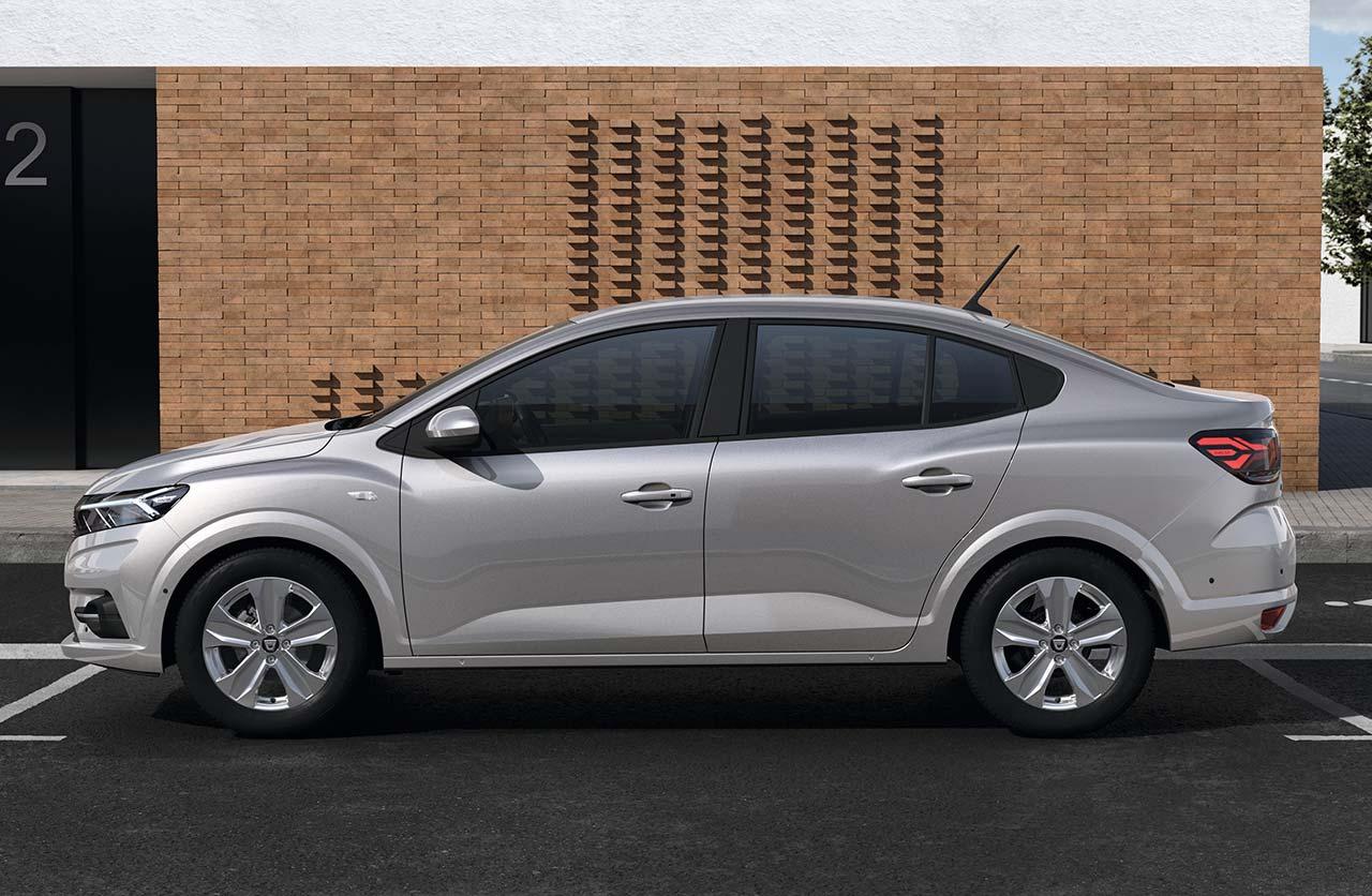 Nuevo Dacia Logan 2021