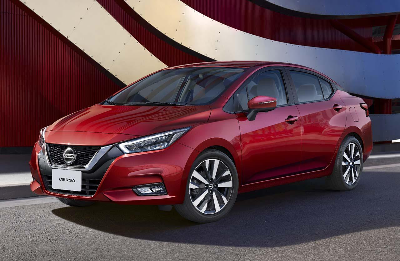 Nissan lanzó el nuevo Versa en Argentina